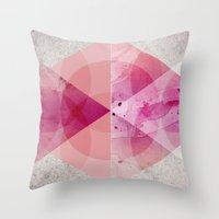 Give me something, i turn it upside down Throw Pillow