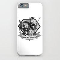 Diamond Sponges iPhone 6 Slim Case