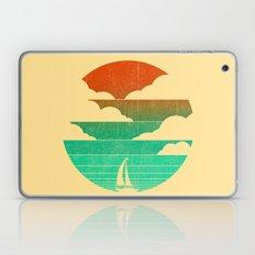 Go West (sail Away In My… Laptop & iPad Skin