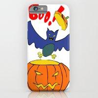 Halloween Bat  iPhone 6 Slim Case