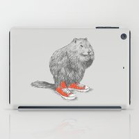 Woodchucks iPad Case