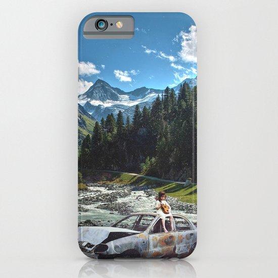 Gabriela's Robin Dream iPhone & iPod Case