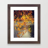 Fare thee Well Framed Art Print