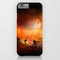 iPhone Cases featuring STAR . WARS by Joe Roberts