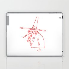 Happy Pilgrim Laptop & iPad Skin