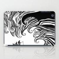 Dark Wave iPad Case