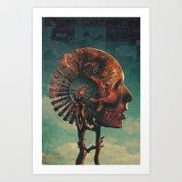 Reactivate Art Print