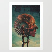 Reactivate Art Print