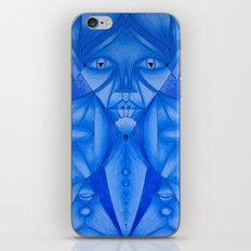 Coldness iPhone & iPod Skin