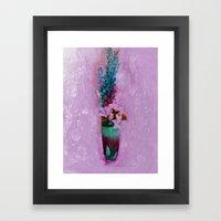 Lavender Haze  Framed Art Print