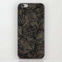 - étoile Noire [blackst… iPhone & iPod Skin