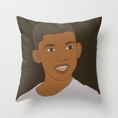 Billy LIMITED EDITION Throw Pillow