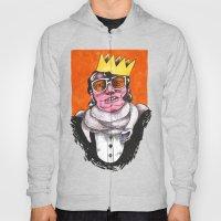 King Choker Hoody