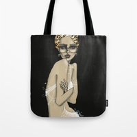 So Noir I Tote Bag