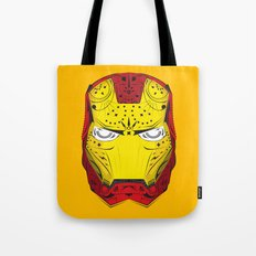 Sugary Iron Man Tote Bag