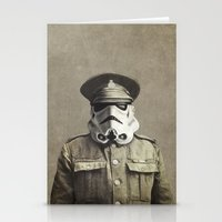 Sgt. Stormley  Stationery Cards