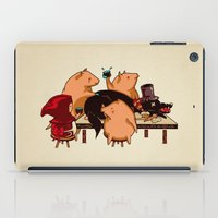 Dinner With Friends iPad Case