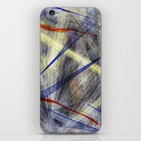 Ink Explosion  iPhone & iPod Skin