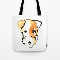 Jack Russell Tote Bag