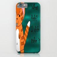 What fish ? iPhone 6 Slim Case