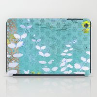 Ferns And Blue Skies iPad Case