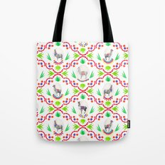 A Llama Folk Tale Tote Bag