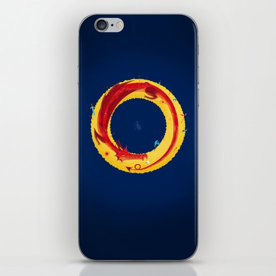 Hobbit iPhone & iPod Skin