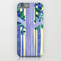 iPhone & iPod Case featuring In the wood by Silvia Robertelli