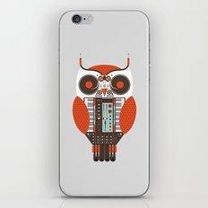 DJ Owl iPhone & iPod Skin