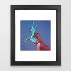 Efflux.2. Framed Art Print