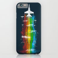 Colored Flight iPhone 6 Slim Case
