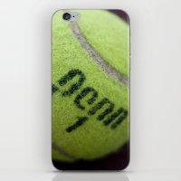 Anyone For Tennis? iPhone & iPod Skin