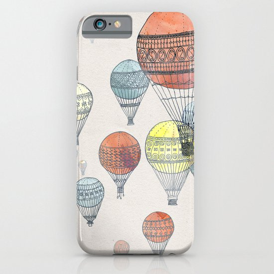Voyages iPhone & iPod Case