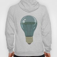 Life In A Lightbulb. Nig… Hoody