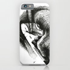 God Always Look At You From Top! iPhone 6s Slim Case