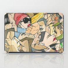 1001 faces iPad Case