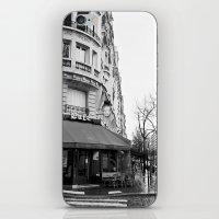 Parisian Cafe iPhone & iPod Skin