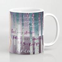 Climb Ev'ry Mountain Mug