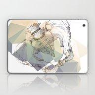 Pelvic Bone Laptop & iPad Skin