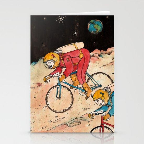 Lunar Keirin Stationery Card