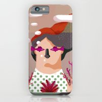 EVERY MAN IS AN ISLAND iPhone 6 Slim Case