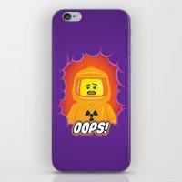 Oops! iPhone & iPod Skin