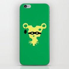 Cheese Burglar iPhone & iPod Skin