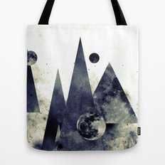 Wandering star Tote Bag