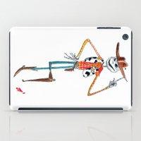 A Toy's Nightmare iPad Case