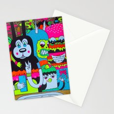 Cosmic Selfie Stationery Cards