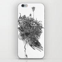 Grey Days iPhone & iPod Skin