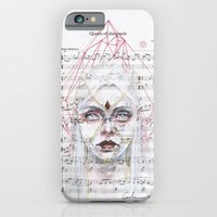 Queen Of Diamonds On She… iPhone 6 Slim Case