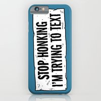 Stop Honking iPhone 6 Slim Case