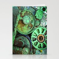 COMPLICATED TEXTURES Stationery Cards